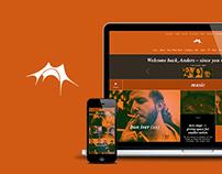 Roskilde Festival - Digital Platform (pitch)