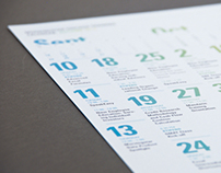 Morningstar Training Calendar
