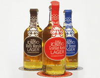 Beer branding - Shwe Shwe