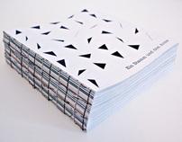 book design / ein stamm und drei arme