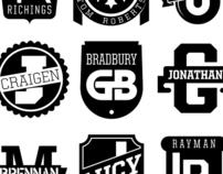 DDBº UK Crests