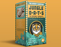 JUNGLE OATS re-brand