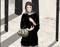 Illustration for tale