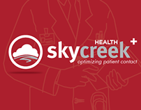 SkyCreekHealth marketing infrastructure for Health Care
