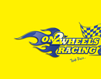On2Wheels - first cut logos for an racing troop