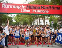 Running IN # Milano Marittima