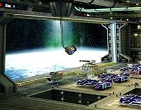 Hangar SCI - FI