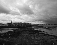 Saint Malo - Rainy Day