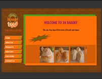 3N Bakery E-commerce Site