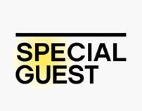 Special Guest Branding