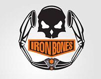 Iron Bones - Branding