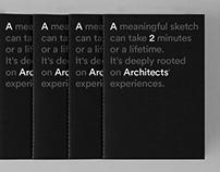 A2 Architects – Brand Identity