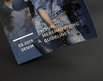 DIESEL - SS15 Merchandising Guidelines