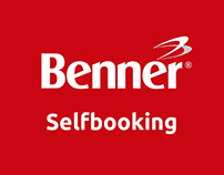 Benner Self-Booking App