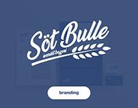 SötBulle Branding / Фирменный стиль хлебозавода