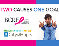 TWO CAUSES ONE GOAL