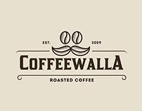 Coffeewalla - Branding