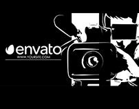Camera Logo Reveal