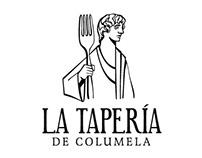 La Tapería de Columela – Logotipo