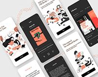 Book App UI/UX