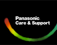 PANASONIC Service Center | Rebranding