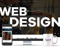 Web Development - Spek Creative