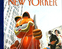 Thanksgiving New Yorker