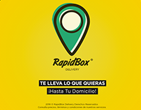 RapidBox Delivery