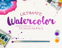 Watercolor Ultimate KIT