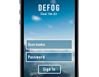 Defog Mobile App Design: Communication Styles Survey