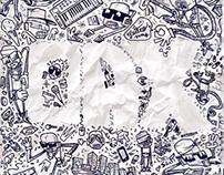 Oax_MixTape Cover Art