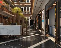 Electronics mall interior design @ con creative