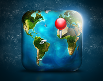 World/Map Icon