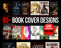 Book Cover Design Kit