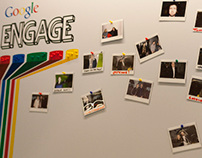 Google Engage Set Design