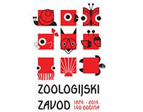 Logo&Visual ID, Division of Zoology, Zagreb University