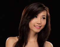 Linh Dori in Studio