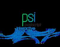 Postscript Interactive Logo