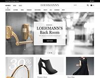 Loehmann's E-Commerce