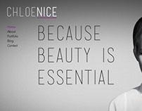 ChloeNice Brand & Website