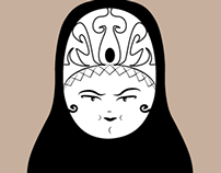 matryoshka in progress