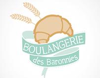 Logo Boulangerie des Baronnies