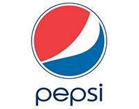 Botella Pepsi