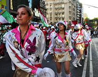 Murga in Buenos Aires