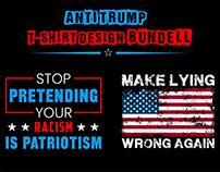 Anti Trump T-Shirt Design Bundle