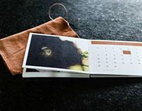 Calendário Fotográfico de Bolso