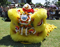 Chinese New Year in Buenos Aires