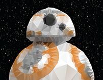 Star Wars Polygon Series