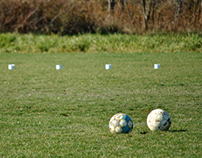 Digital Photography - Day at the Soccer Fields