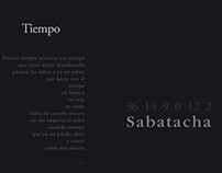 Tiempo Sabatacha